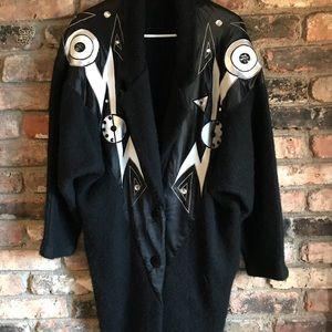 Gorgeous vintage jacket/sweater with embellishment